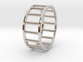 Albaro Ring Size-13 in Platinum