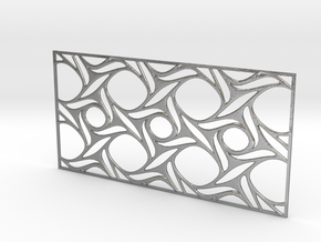 Screen design31 in Natural Silver