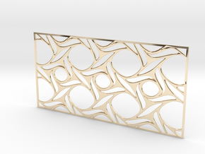 Screen design31 in 14K Yellow Gold