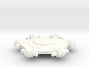 City Station Epsilon in White Processed Versatile Plastic