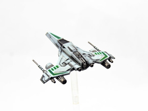 E-Wing Variant - Dual Cannon 1/270 in Smoothest Fine Detail Plastic