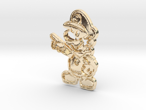 Mr. L in 14K Yellow Gold