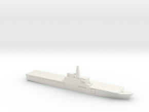 Osumi-class LST, 1/3000 in White Strong & Flexible