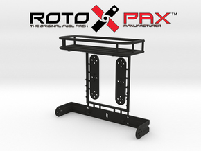 AJ10009 RotopaX Rear rack in Black Strong & Flexible