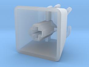Hand Cherry MX Keycap in Smooth Fine Detail Plastic