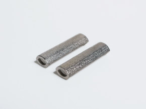 Lace Bar - Arc in Polished Nickel Steel