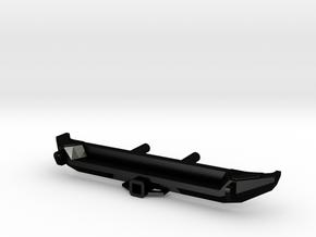 AJ10035 Gen II Rear XRC Bumper in Matte Black Steel
