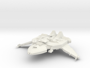 Peregrin Class Feighter in White Strong & Flexible