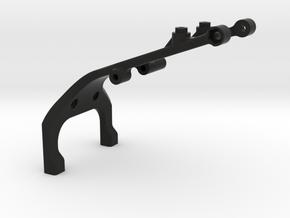 22SCT 3 Gear Narrow Brace in Black Natural Versatile Plastic