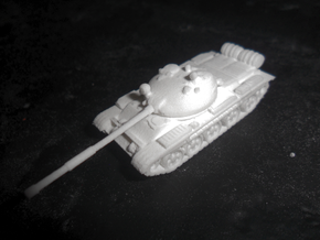 MG144-R14A T-62 (1967) in White Strong & Flexible