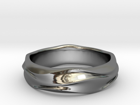 no.89 in Fine Detail Polished Silver: 3 / 44