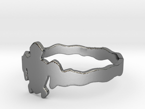 Akumal's Ring (size 10.25) in Polished Silver