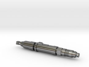 The Master's Laser Screwdriver Pendant in Polished Silver