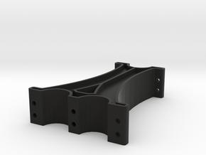 Handheld Grip Center in Black Natural Versatile Plastic