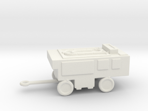 1/144 Scale M32A-60A GSE in White Natural Versatile Plastic