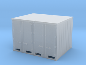 """1/64th DROM Cargo Box 120""""L 82"""" High in Smooth Fine Detail Plastic"""