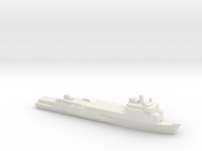 Foudre-Class LPD, 1/3000 in White Natural Versatile Plastic