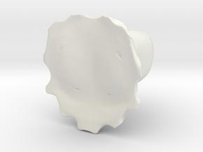 A-Line Alstromerias in White Natural Versatile Plastic