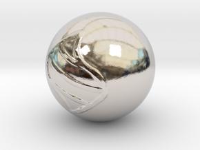 Mega Stone in Platinum