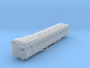 NTM8 - VR Tait M - Mord Cab Ellip Roof (461M) in Smooth Fine Detail Plastic