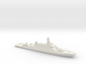 Buyan-M in White Natural Versatile Plastic: 1:350