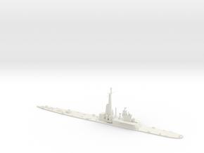 1/500 Scale CLG in White Natural Versatile Plastic