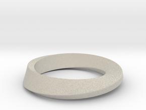Mobius in Natural Sandstone
