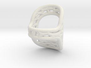 RingSplint US Size-5 in White Natural Versatile Plastic