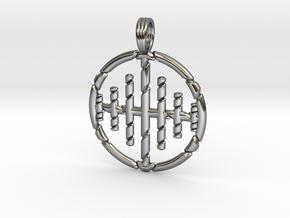 SEASONS CHANGE in Fine Detail Polished Silver