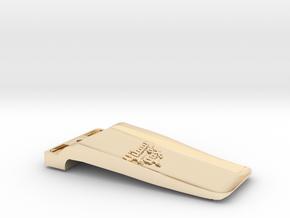 Boss FA-1 / MA-1 Belt Clip in 14k Gold Plated Brass