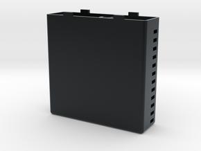 8bp Case Part # 15111WT02 in Black Hi-Def Acrylate