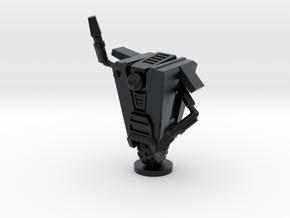 Interplanetary Ninja Assassin in Black Hi-Def Acrylate