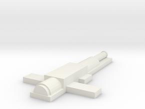 1:64 S Scale Model Train Switch Motor MOTOR V 7 in White Natural Versatile Plastic