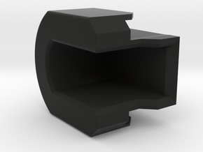 Tailgate Bushing 66143-04020 for Toyota Tacoma in Black Natural Versatile Plastic