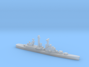 CLG-3 Galveston, 1/1800 in Smooth Fine Detail Plastic