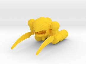 MA-04X Zakrello 1:1000 in Yellow Strong & Flexible Polished