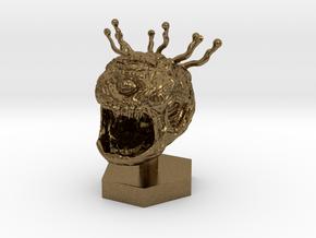 Beholder Token in Natural Bronze: 1:50