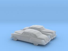 1/160 2X  1949-52 Cadillac Eldorado Convertible in Smooth Fine Detail Plastic