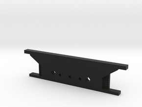 Atlas O Scale EMD GP60 Pilot Spacer (w/ Step) in Black Natural Versatile Plastic