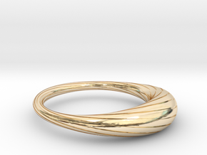 Alliance N°43 - 15 in 14K Yellow Gold