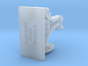 CPR Switchstand Single 1 29 G in Smooth Fine Detail Plastic
