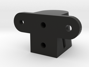 Fly6[v] Bracket in Black Natural Versatile Plastic