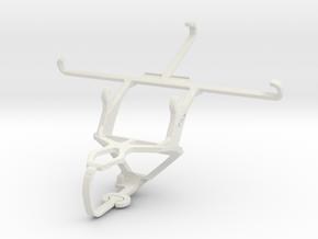 Controller mount for PS3 & LG G5 SE in White Natural Versatile Plastic