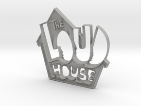 Loud House Logo in Aluminum