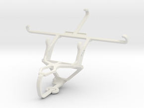 Controller mount for PS3 & LG X style in White Natural Versatile Plastic
