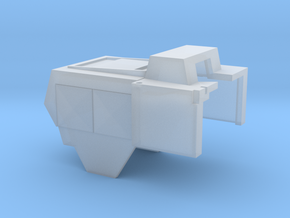 1/64 Classic Baler Upper Body in Smooth Fine Detail Plastic