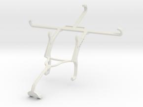 Controller mount for Xbox 360 & Sony Xperia Z5 Dua in White Natural Versatile Plastic
