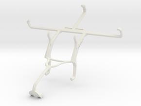 Controller mount for Xbox 360 & Vertu Signature To in White Natural Versatile Plastic
