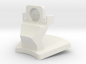 Apple Watch Holder in White Strong & Flexible