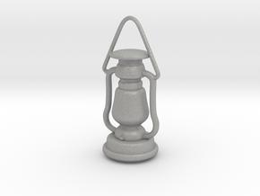 1/6 Lantern miniature/pendant in Aluminum